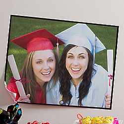Personalized Graduation Photo 18x24 Poster Print