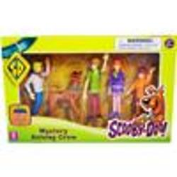ScoobyDoo Mystery Mates Action Figures