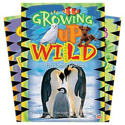 Growing Up Wild DVD Set