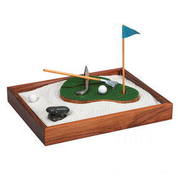 Golf Sand Trap Executive Sandbox