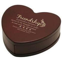 Heart of Friendship Trinket Box