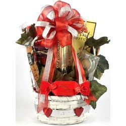Date Night Romantic Dinner Gift Basket