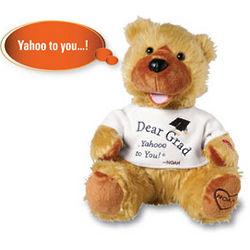 Talking Graduation Bear