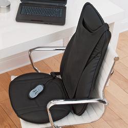 iNeed Shiatsu Heated Massaging Seat Topper