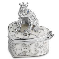 Frog Heart Keepsake Box