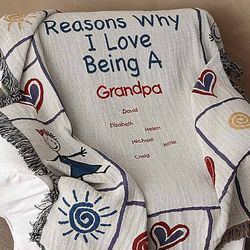 Reasons Why Personalized Tapestry Afghan Blanket