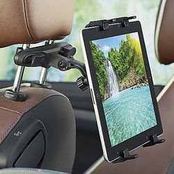Backseat Headrest Tablet Mount