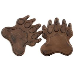 Bear Paws Stepping Stones