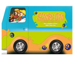 Scooby-Doo, Where Are You!: Complete Series DVDs
