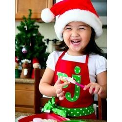 Christmas Apron for Kids