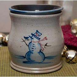 Snowman Dip Cooler