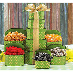 Gourmet Sweets Gift Tower