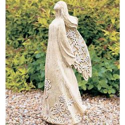 Flower Angel Statue