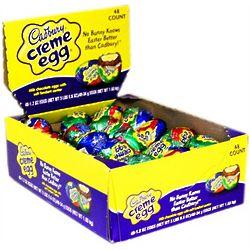 Cadbury Creme Egg Box