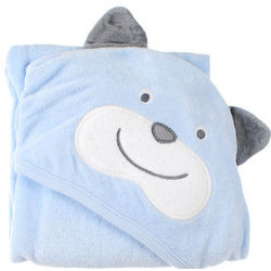 Clean Pup Hooded Towel