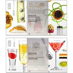 Cuisine and Cocktail R-Evolution Pack