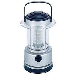 LED Camping Lantern with Built-In Dimmer Switch