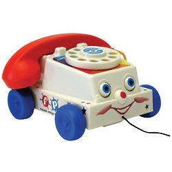 Classic Chatter Telephone Toy
