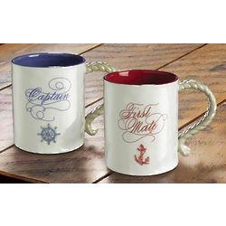Seaworthy Mugs