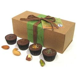 Nut Butter Cups Epicurean Box of Milk Chocolates
