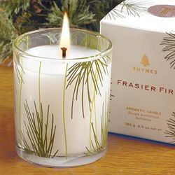 Frasier Fir Scented 6.5-Ounce Candle