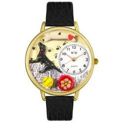 Gold Labrador Retriever Watch