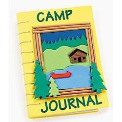Camp Journal Craft Kit