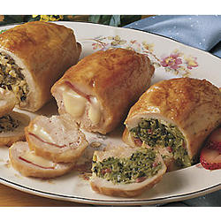Gourmet Stuffed Chicken Trio