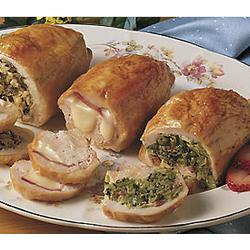Gourmet Stuffed Chicken Trio