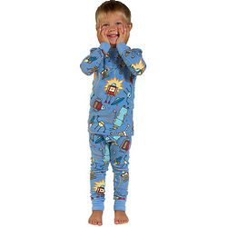 Robot Toddler Pajamas