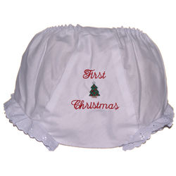 First Christmas Bloomers