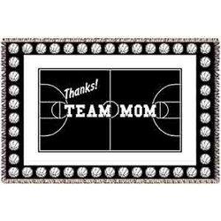 Thanks! Team Mom Basketball Afghan