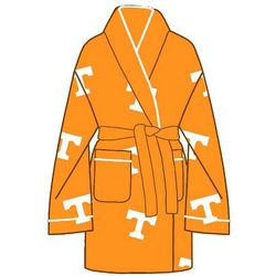 Ladies Tennessee Volunteers All Over Print Cozy Robe