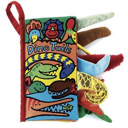Dino Tails Children's Book