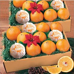 Giant Navel Oranges Gift Box