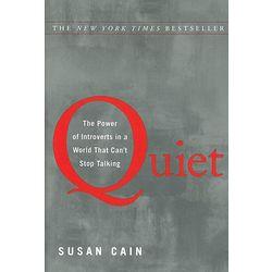 Quiet - Hardcover Book