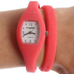 Pink Time Choice Watch