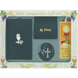 Deluxe First Communion Gift Set for Boy