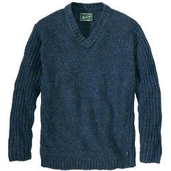 Men's Ironstone V-Neck Sweater