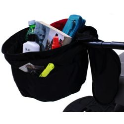 Front Zippered Bag for Power Chairs, Scooters, and Wheelchairs
