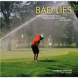 Bad Lies Golf Mishaps Book