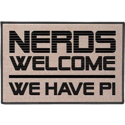 Nerds Welcome Doormat