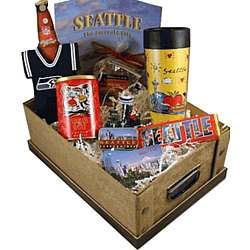 Seattle Bonanza Gift Basket