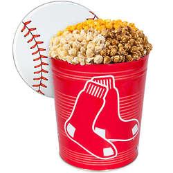Boston Red Sox Popcorn Gift Tin