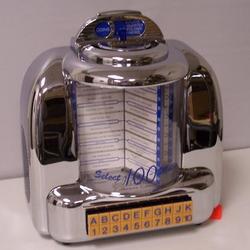 ... Size Roadside Diner Counter Top Jukebox Retro Radio - FindGift.com