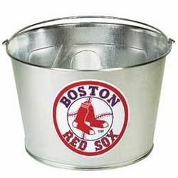 Red Sox 17-Quart Pail