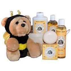 Baby Bee Spa Gift Basket