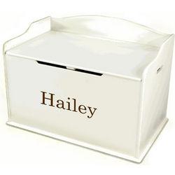 Austin Toy Box in Vanilla