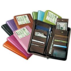 Airline Ticket Wallet