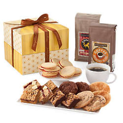 Coffee and Sweets Deluxe Set